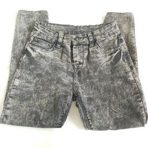 Lanvin Low Rise Slim Fit Jeans